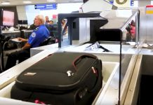 Powders scrutiny TSA US flights