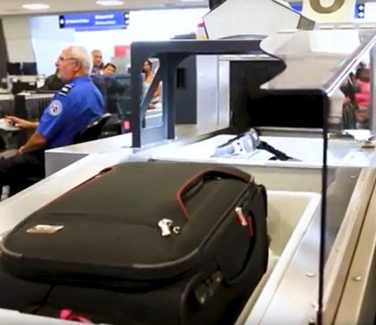 Powders scrutiny TSA US flights