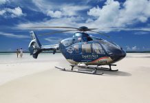 Air tahiti nui helicopters