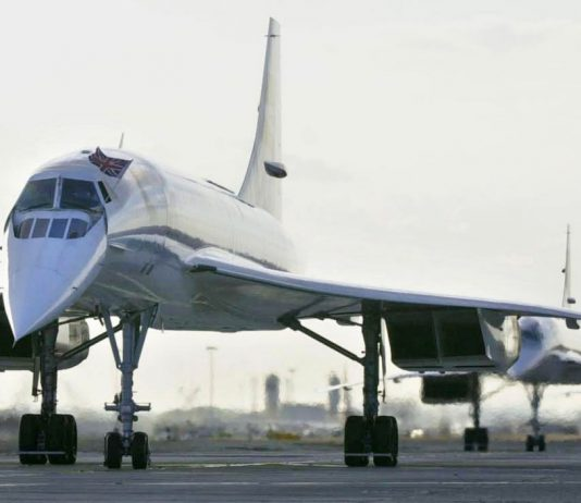 Concorde decision was the right one, says former BA boss  - Airline