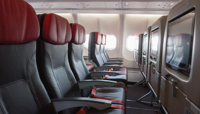 Thai lion Air A330 extra leg room seats