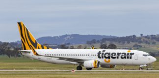 Tigerair mainetannce switch