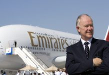 Emirates Clark A380