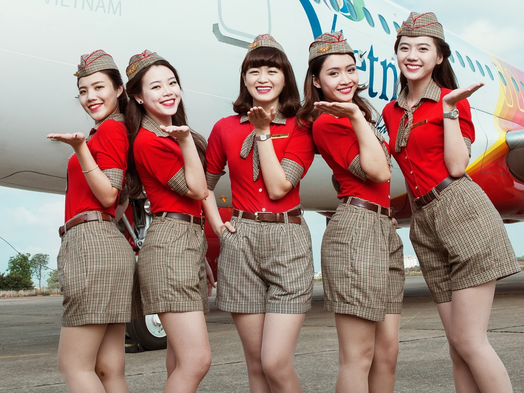 VietJetAir winner of AirlineRatings Ultra Low Cost airline award