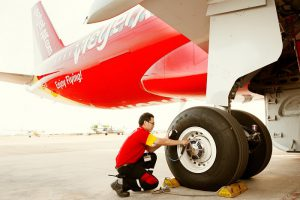 Vietjet's technical reliability ratio for 2017's first quarter is also recorded at an impressive 99.59%