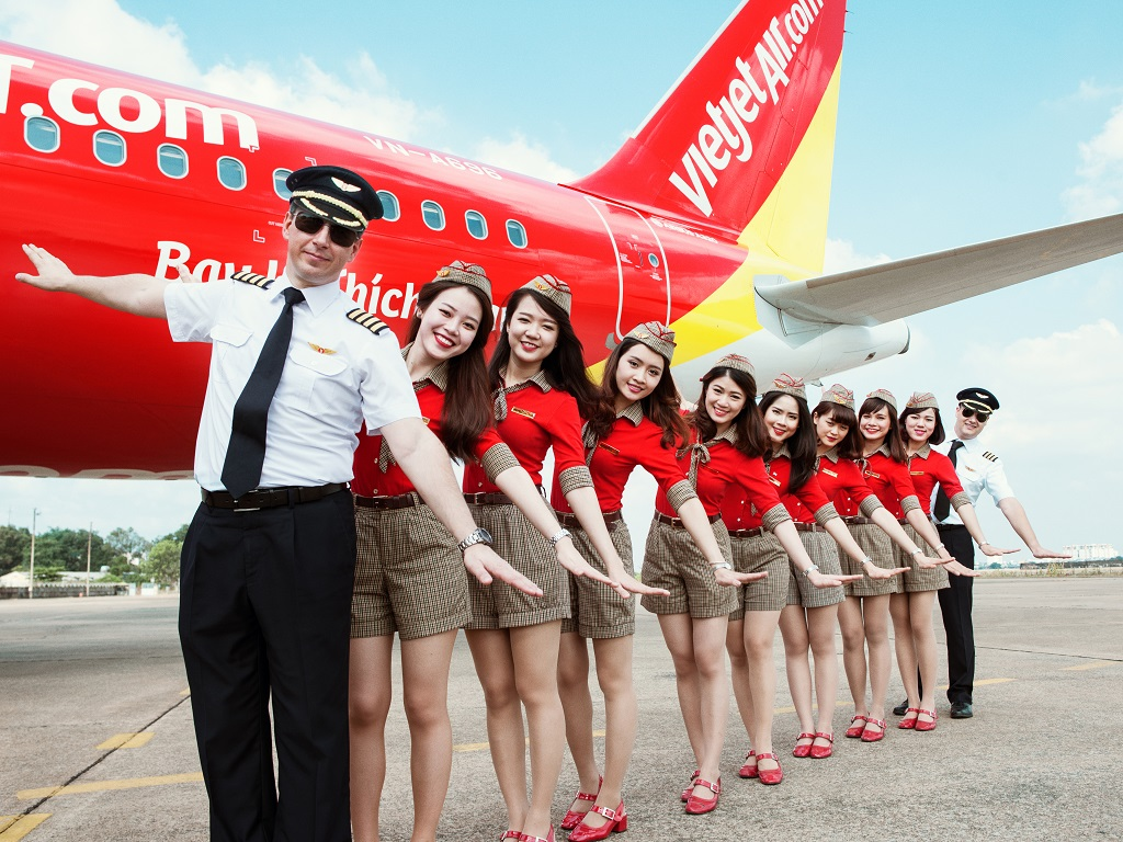 VietJetAir Ultra Low Cost Award Winner