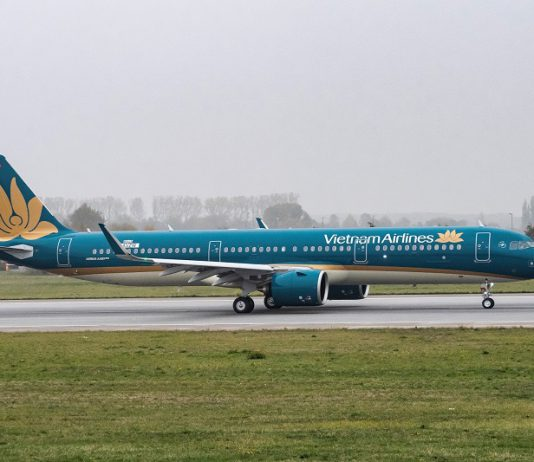 Vietnam Airlines A321neo IFE