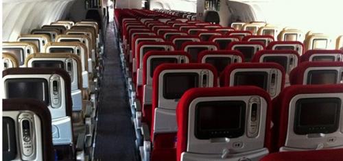 Virgin Atlantic A330 EconomyClass