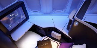 AirlineRatings Best Business Class goes to Virgin Australia