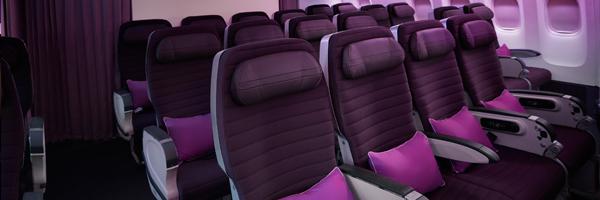 Virgin Australia premium economy B777