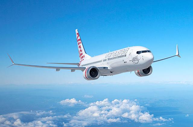 Virgin 737 MAX delay