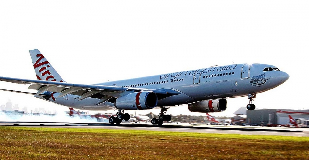 Virgin Australia is a top twenty safest airline