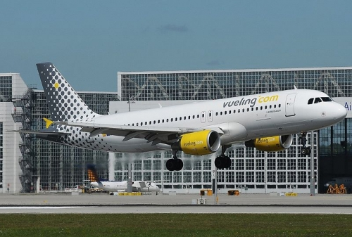 Vueling A320 Picture: Aldo Bidini/commons.wikimedia.org