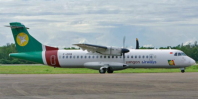 Yangon-Airways