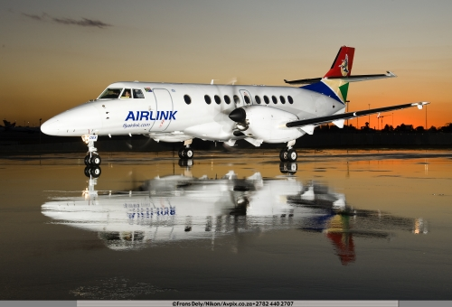 Airlink Jetstream 4100  Picture: Airlink