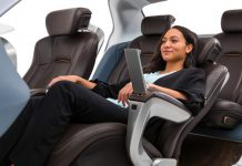 Boeing seating Adient