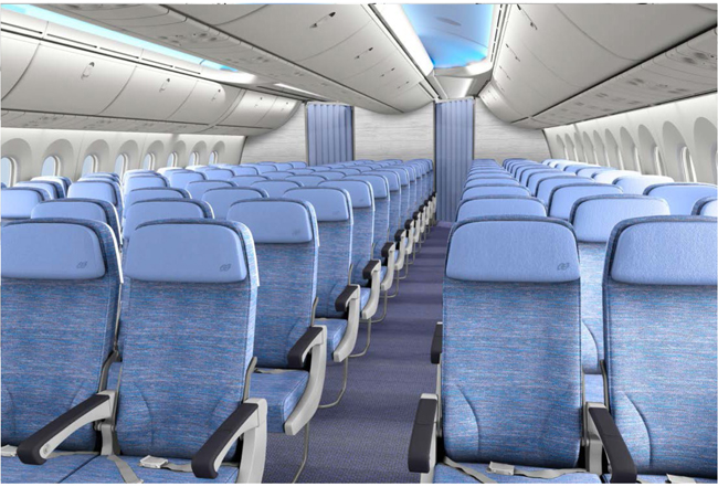 air europa economy seats 737