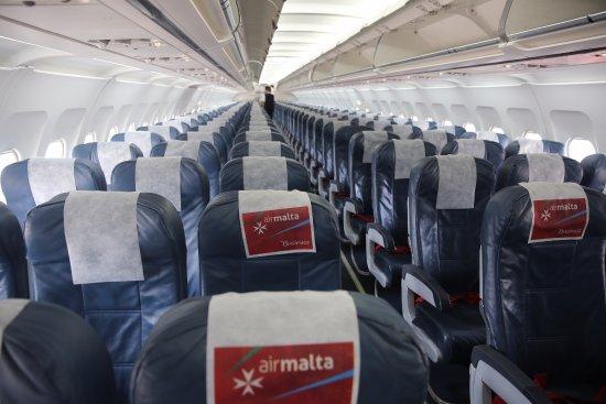 air malta economy class