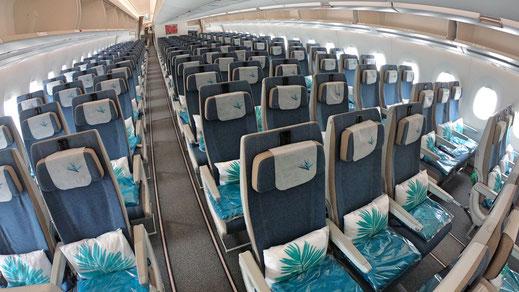 air mauritius a350 economy class