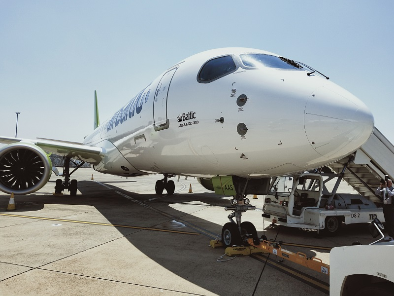 Qantas fleet A220
