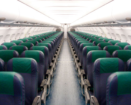 A320 and A319 Cabin  Picture: Cebu Pacific