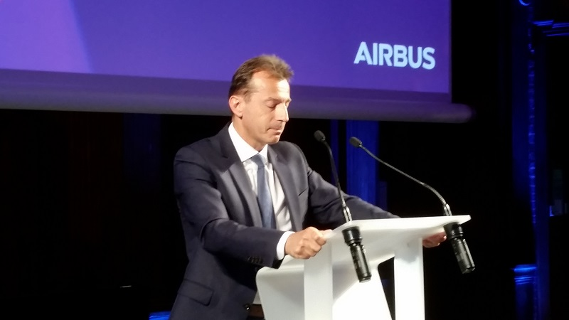 airbus production speed