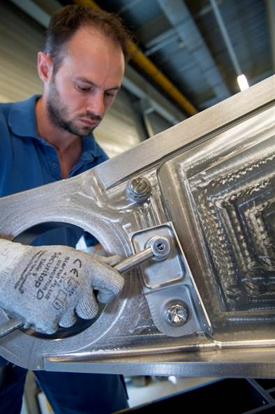 airbus 3D printing part A350