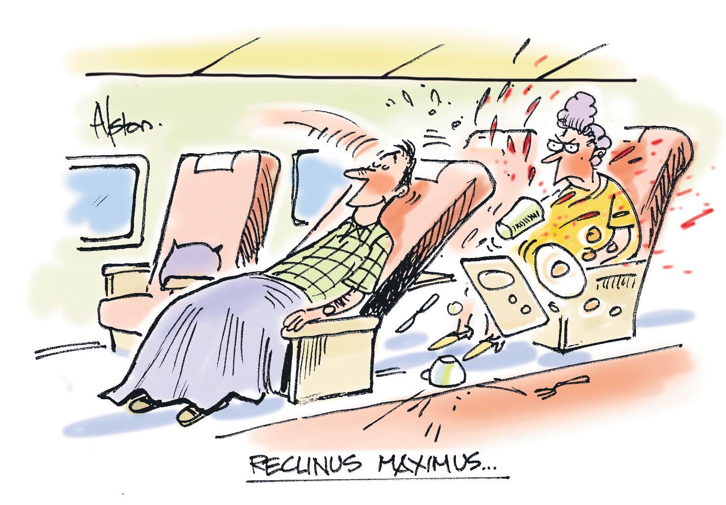worst passenger survey
