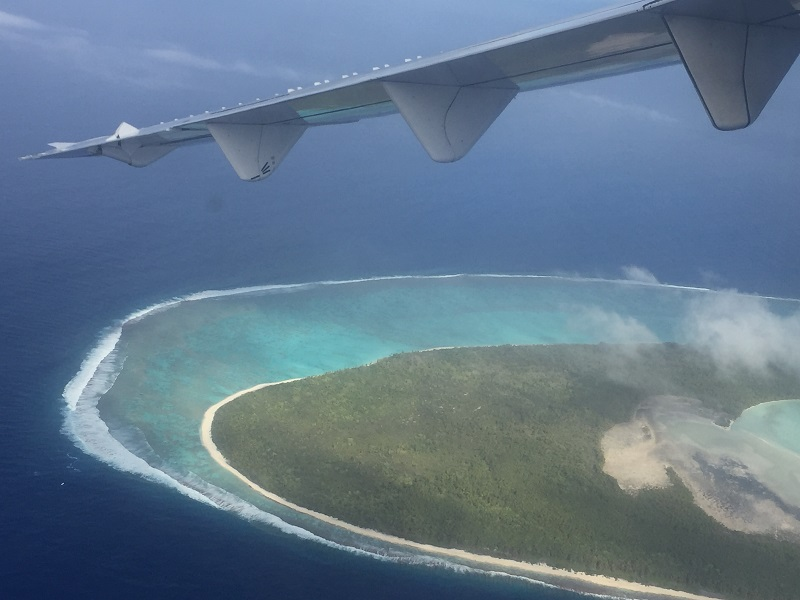 Tahiti ATR STOL