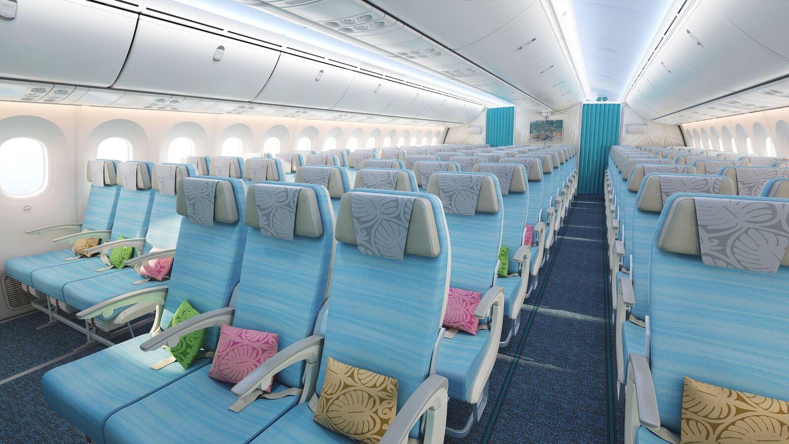 Air tahiti Nui economy 787