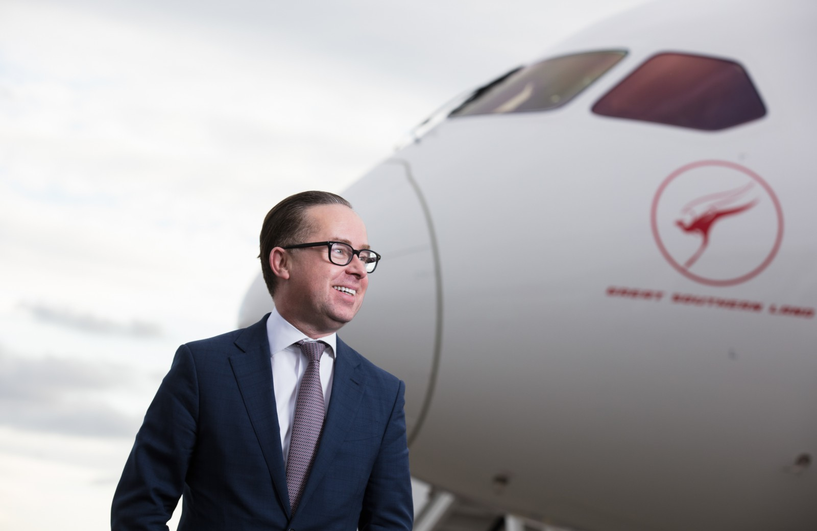 Qantas boss trumpets end of its jumbos