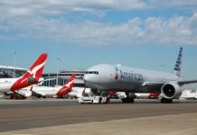 American Qantas alliance