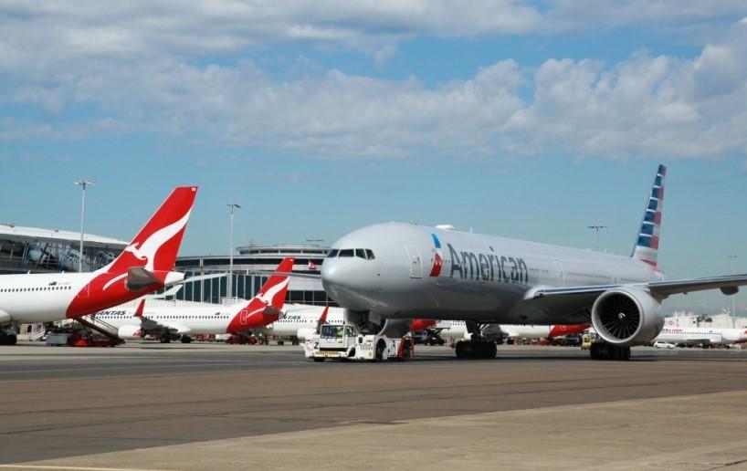 American Qantas alliance