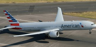 American cathay Dragon