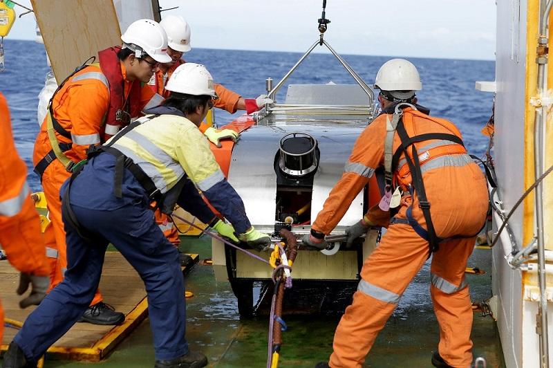 ATSB MH370 search Fugro