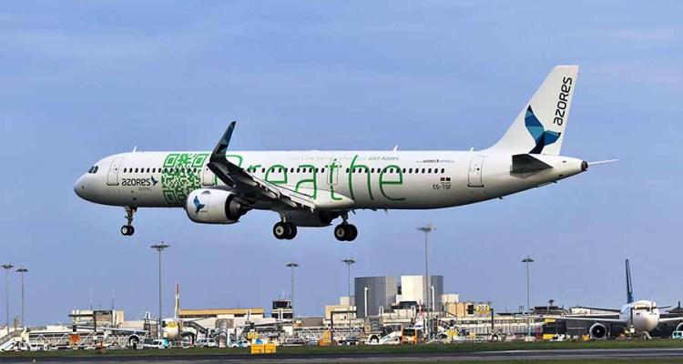 azores A320