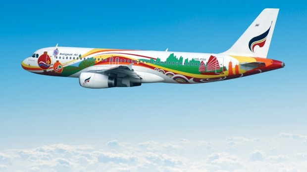bangkok airways a319