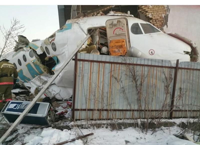 BekAir crash