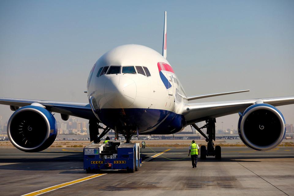 British airways 100 years product