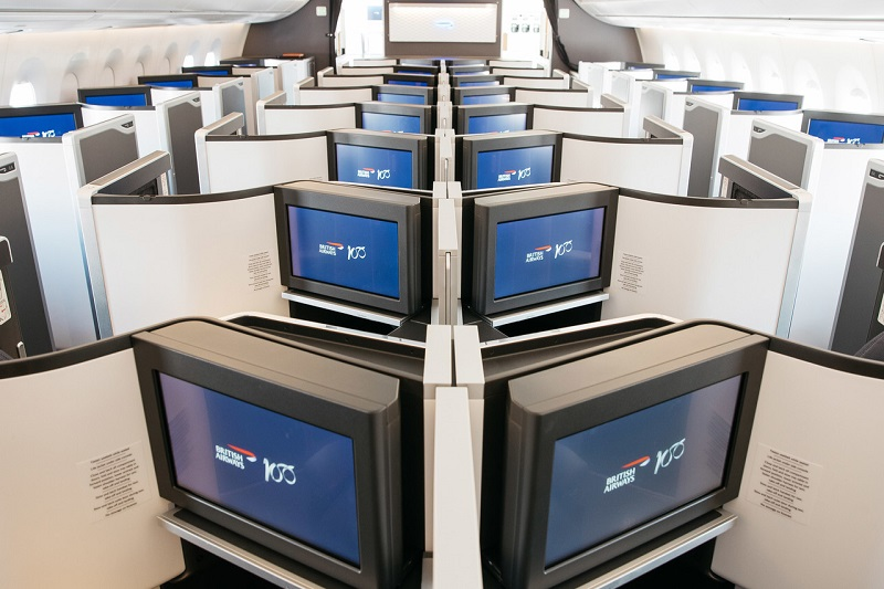 A350 British Airways