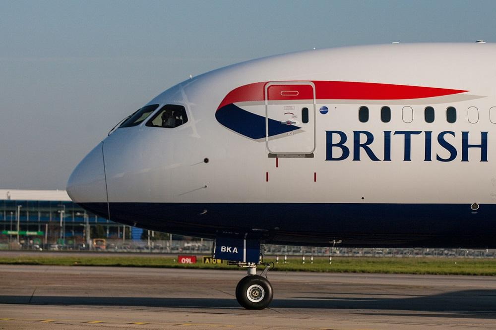 British Airways Scotland mistake