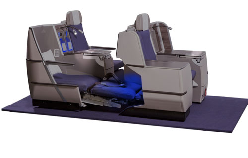 Brussels Airlines New Business Class  Picture: Brussels Airlines