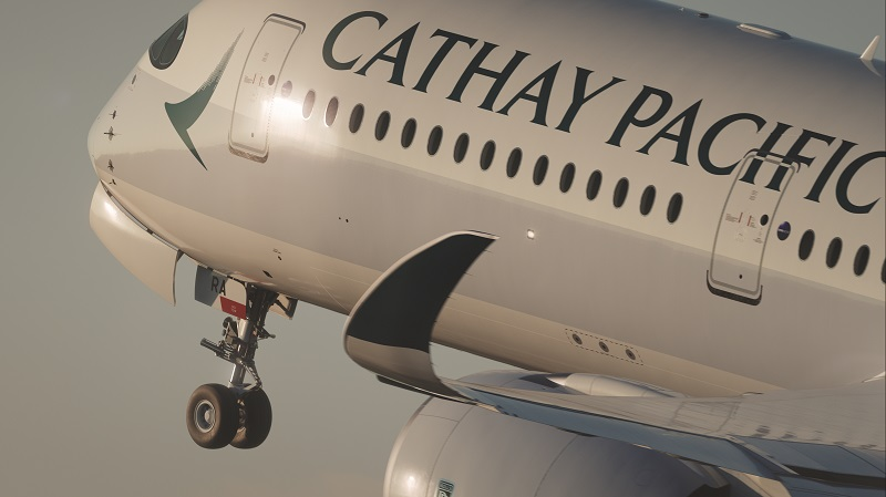 cathay Seattle traffic