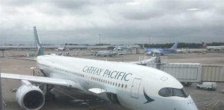 Cathay Qantas codeshare