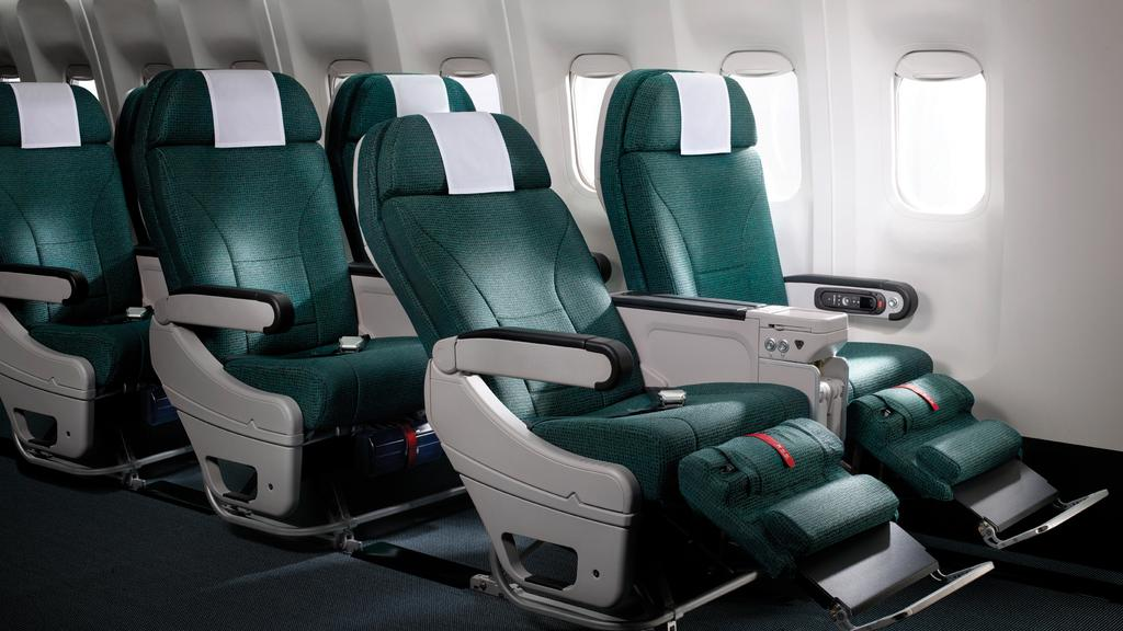 cathay pacific premium economy - Copy