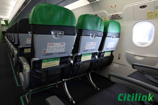 Citilink Airline Ratings