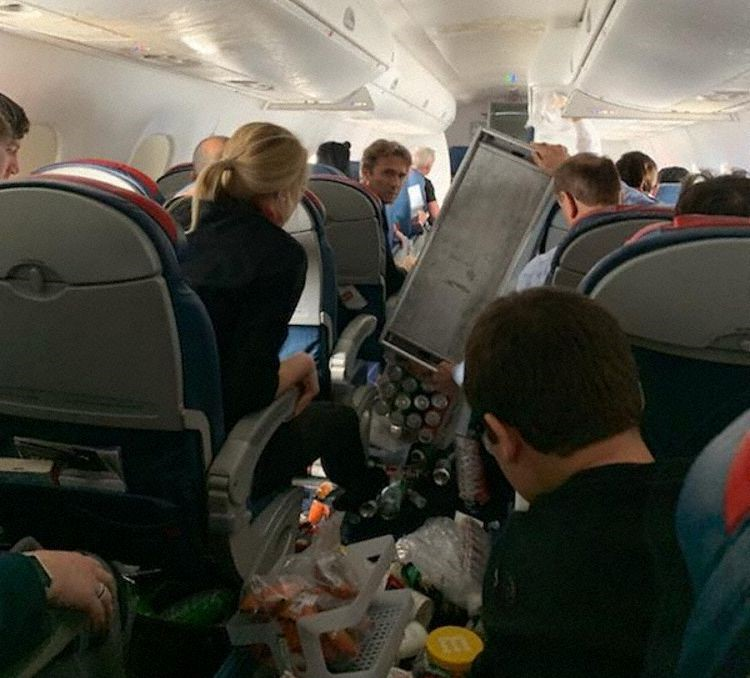 Turbulence and Delta