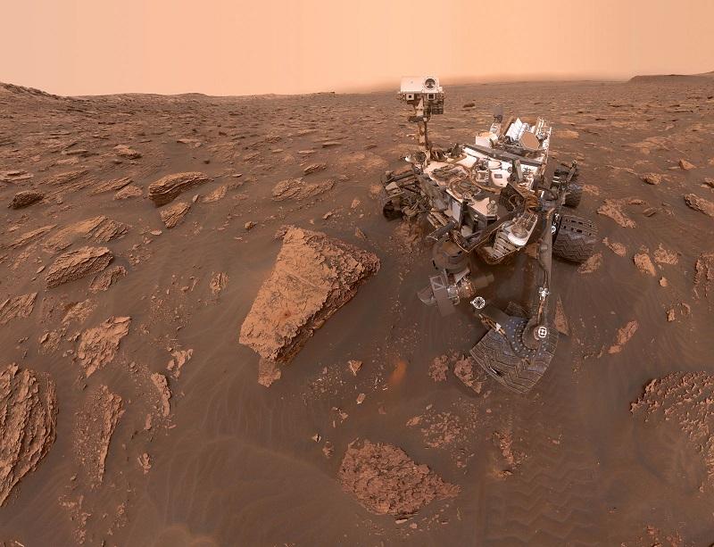 NASA red planet mars