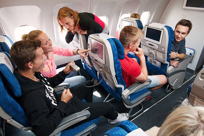 czech airlines a330 economy class