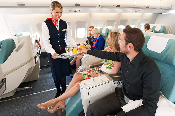 czech airlines business class a330